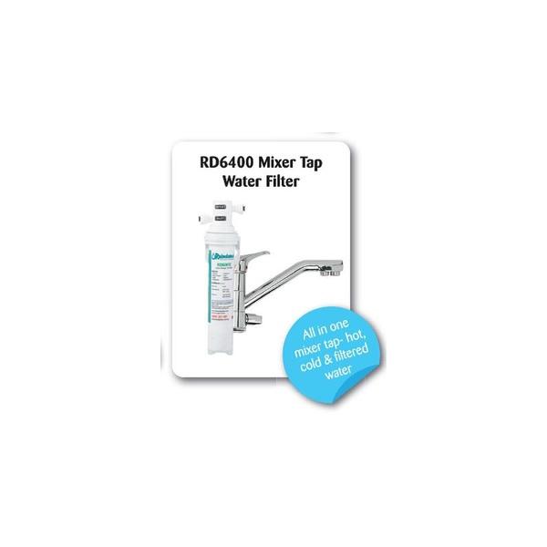 raindance tri flow undersink water purifier undersink